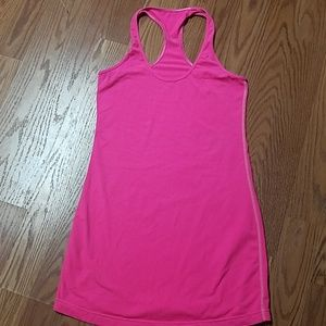 Lululemon long tank